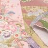 ワンタッチ 訪問着(S 152-157cm)ピンク