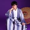 卒業式成人式袴男レンタル063*8/青紫/J-Trend