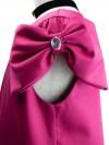 [130サイズ]  CHOPIN ショルダーリボンが可愛いシャンタンドレス