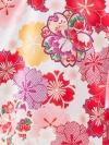 お宮参り女の子1131 生成り/桜
