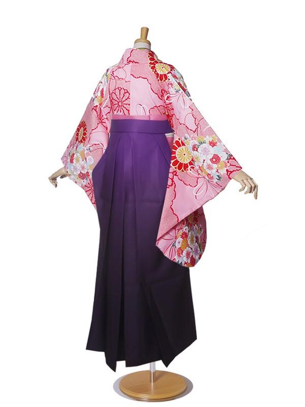 女性袴 二尺袖 Mサイズ