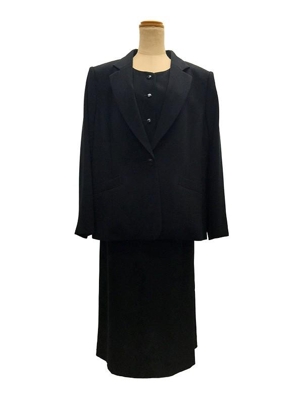 【301】17号(4L)~23号(7L) スカートスーツ