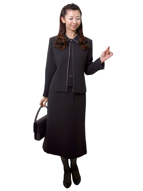 【001】9号(M)~15号(3L) スカートスーツ