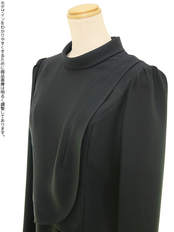 【705】正喪服 MARIO VALENTINO 9号(M)~15号(3L)