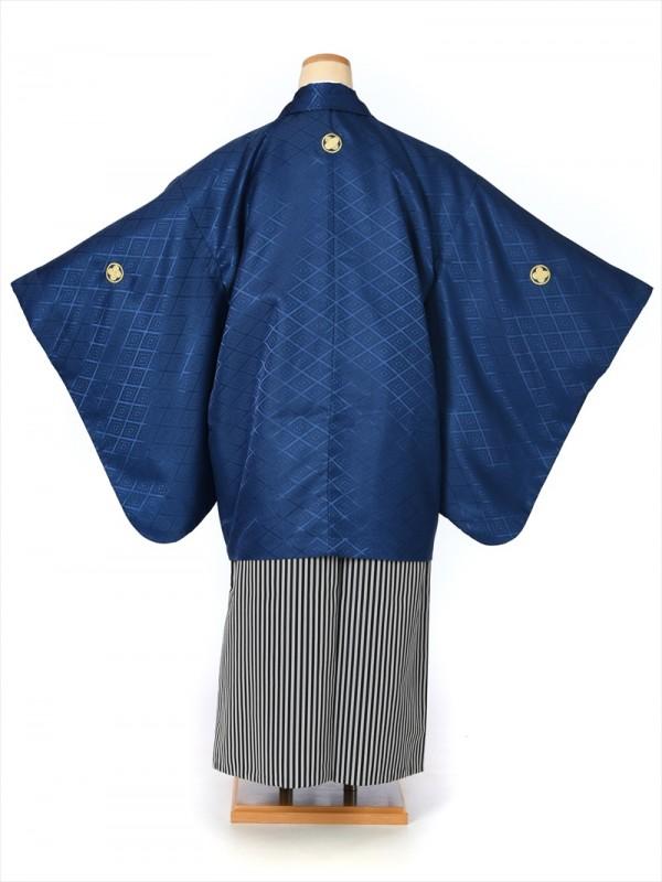 子供用紋付袴セットレンタル8AQS09