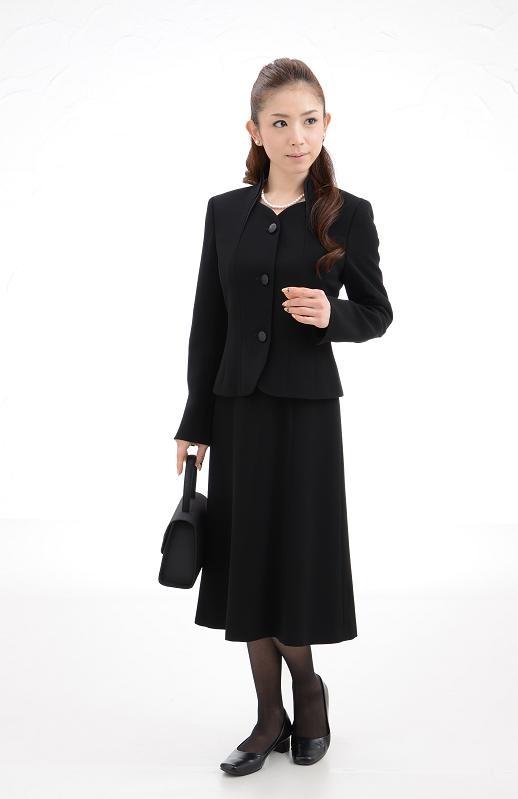 女性礼服107 [アンサンブル][前ファスナー]