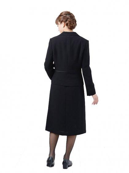 女性ブラックフォーマル1CQ0014アンサンブル