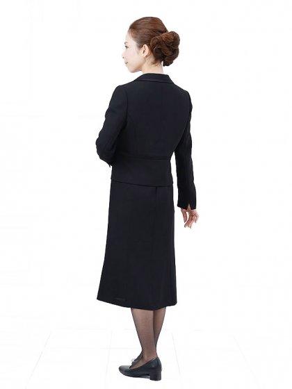 女性ブラックフォーマル1CQ0009アンサンブル