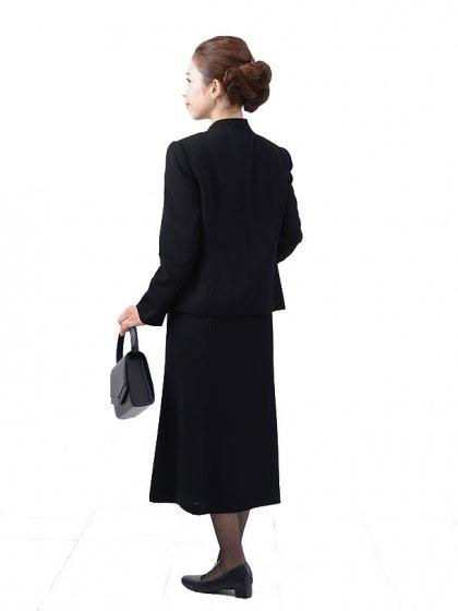 女性礼服1CQ0015アンサンブル[前ファスナー]