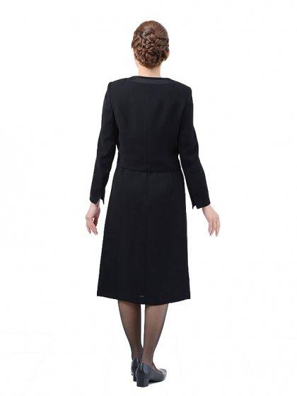 女性ブラックフォーマル1CQ0012アンサンブル