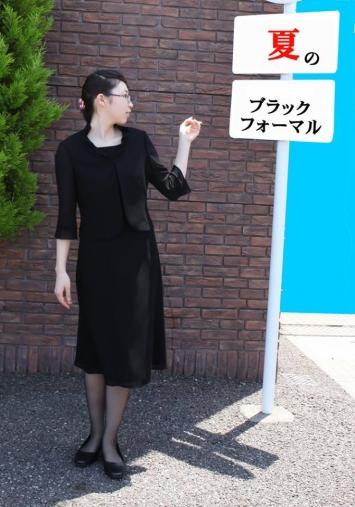 ≪涼しい≫夏の女性礼服レンタル≪軽い≫