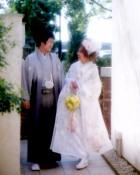 春におすすめの花嫁衣裳☆