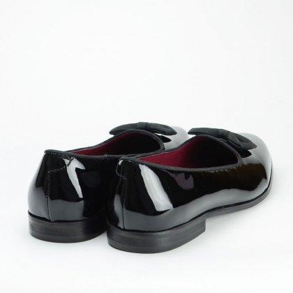 26.5 VISARUNO ブラック 牛革
