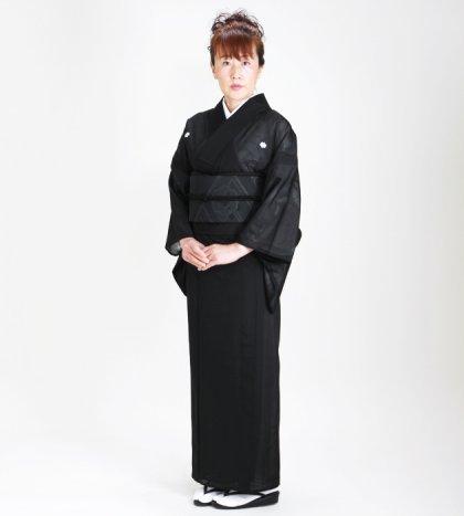 喪服〔絽〕S002 東レシルック【M・L・LL】