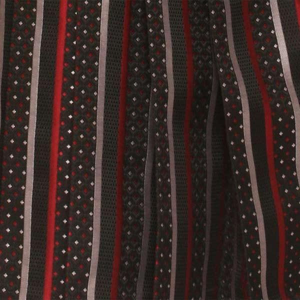 ベビー着物(男) 400 黒/ロマンローズ紋服