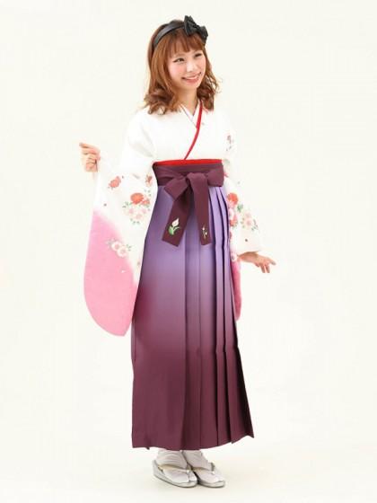 卒業袴レンタル A150白