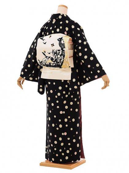 小紋558 tsumori chisatoツモリチサト 黒地