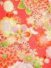 七五三(3歳女)H349A 式部浪漫 白/ピンク