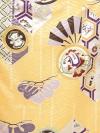 七五三5歳5872式部浪漫 黄 矢羽根縁起物