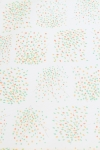 小紋(絽)2クリーム色 若木