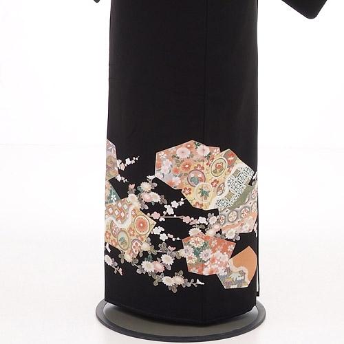 黒留袖レンタル4293吉祥紋様