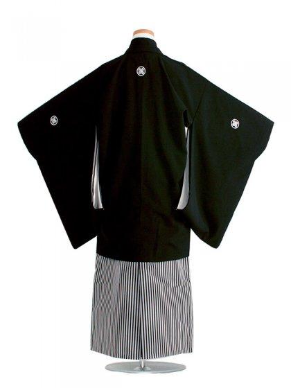 ジュニア(13男)jr1410-2定番の黒紋付83cm