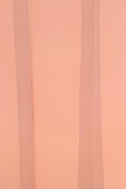 色無地(単衣)8薄サーモンピンク