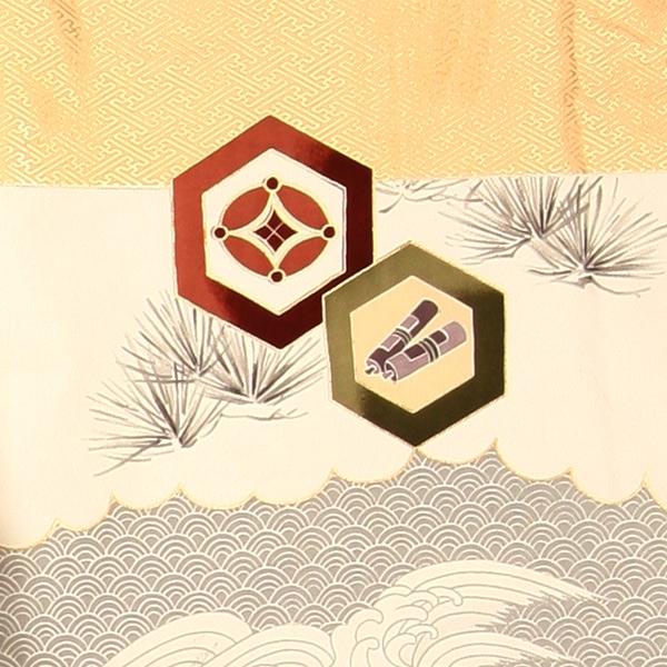 七五三(7男)7013 宝船/鷹