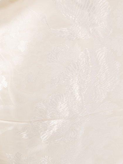 【白無垢】レンタル5553大輪牡丹 鶴文様