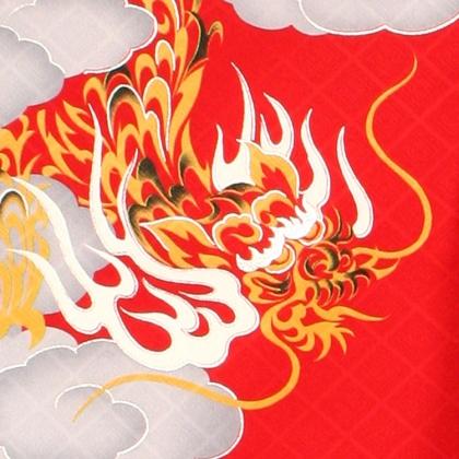 七五三(5男)5080 赤/勇寅と龍