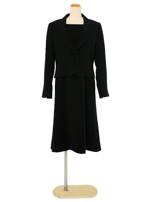 女性礼服614 [アンサンブル][前ファスナー]