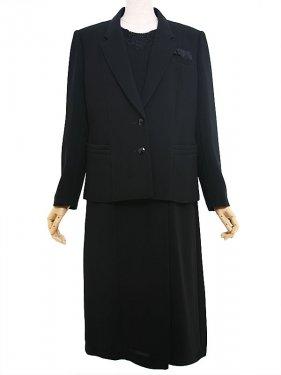 [東京発送]女性礼服NAZK016アンサンブル[前ファスナー