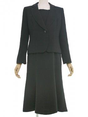 [東京発送]女性礼服NAZK008アンサンブル[前ファスナー