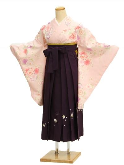 小学生卒業式袴レンタル(女の子)AR0036