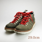 29.0 Caminando マウンテンブーツ グレー