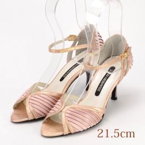 21.5 STRAWBERRY-FIELDS ピンク 6.5cmヒール