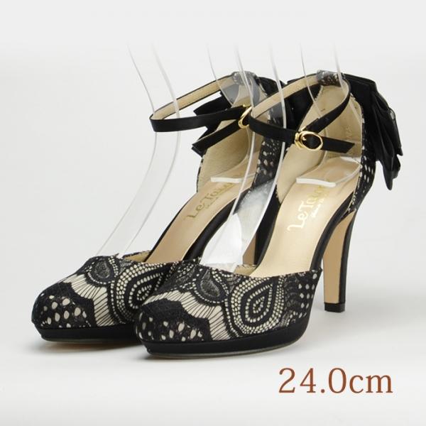 24.0 Le Talon 9cmヒール ブラック