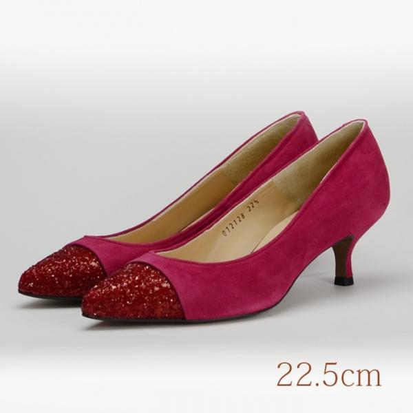 22.5 elegance himiko 5cmヒール ピンク