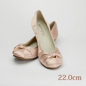 22.0 Balancoire 2.5cmヒール ピンク