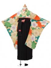 小学生卒業式袴(女の子)レンタルjh0927グ