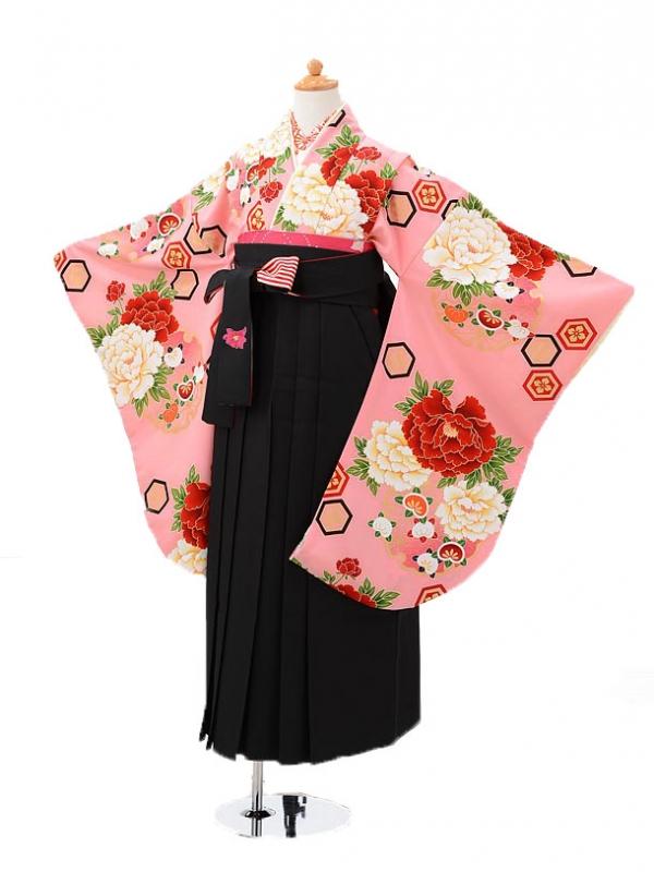 小学生卒業式袴(女の子)レンタルjh0933ピ
