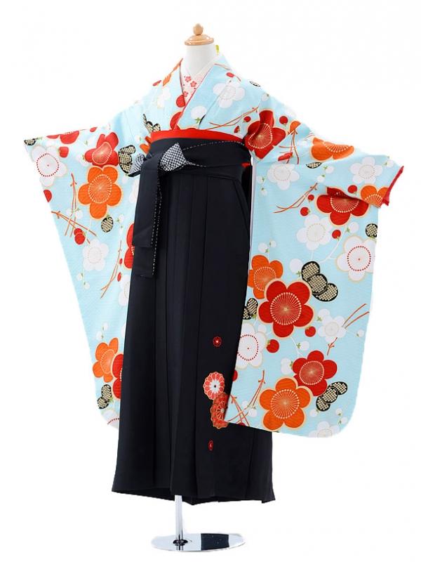 小学生卒業式袴(女の子)レンタル jh0906