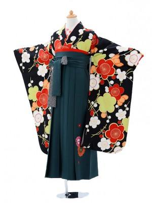 小学生卒業式袴(女の子)レンタル jh0908