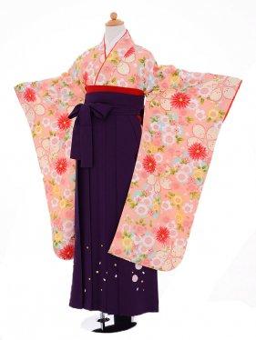小学生卒業式袴(女の子)レンタルjh0919ピ