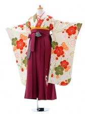 小学生卒業式袴(女の子)レンタル jh0907ク