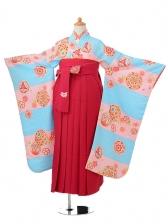 小学生卒業式袴(女の子)レンタルjh0924水