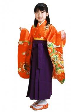 七五三 袴 5~7歳女児 へ 卒園式 入学式