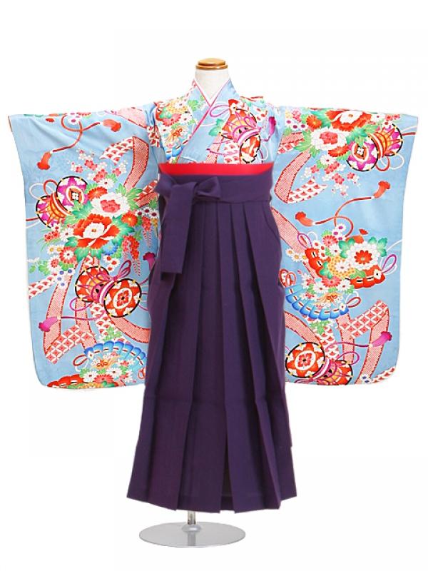 七五三 袴 5~7歳女児 ラ 卒園式 入学式