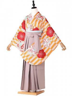 小学生卒業式 hiromichinakanoオレンジ 矢羽椿 9265