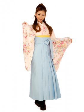 女袴 LizLisa ピンク 9128